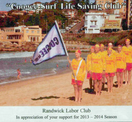 Coogee Surf Life Saving Club