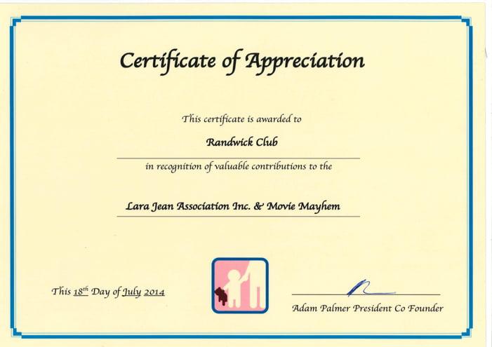 Lara Jean Association
